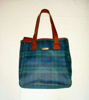 Vintage Ralph Lauren Polo Tote Bag (Ivy Style)