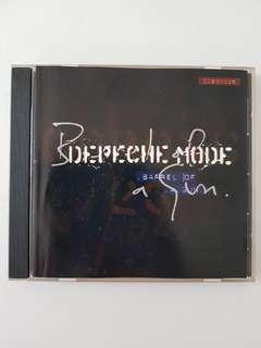 CD Depeche Mode Barrel of A Gun