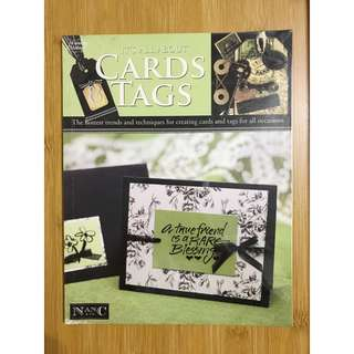 Paperback - It's All About Cards & Tags