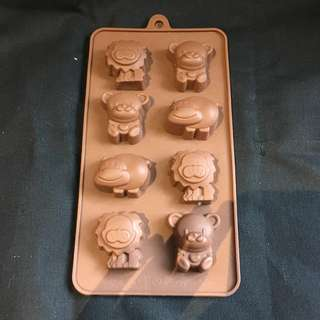 Animal Silicone Chocolate Mould