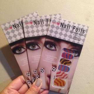 Nail foils
