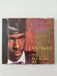 CD Bobby Brown - Dance...Ya Know It