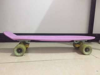 "Big H 22"" Cruiser (Pastel purple)"