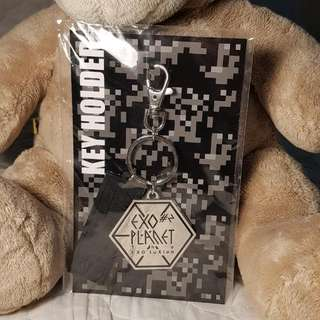 EXO Planet 2: The Exoluxion In Japan Keyholder