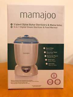 Mamajoo 5合1多功能奶瓶消毒奶煲