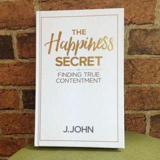 The Happiness Secret - Finding True Contentment