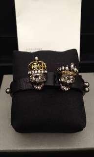 Alexander McQueen King and Queen Bracelet