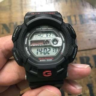 Gshock Gulfman G-9100