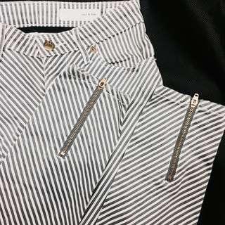 Sass & Bide Striped Pants