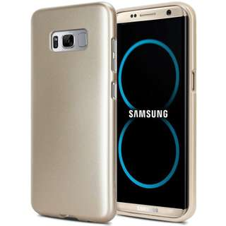 🚚 Goospery Samsung S8 i-Jelly Metal Case (Authentic)