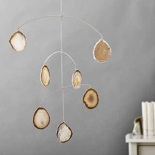 [BNWT - NEW] Pottery Barn Agate Ceiling Mobile