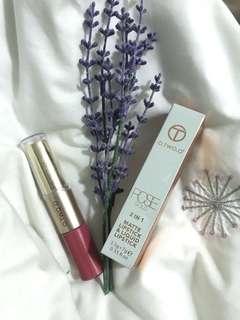 O.TWO.O 2 in 1 Matte Lipstick 💄