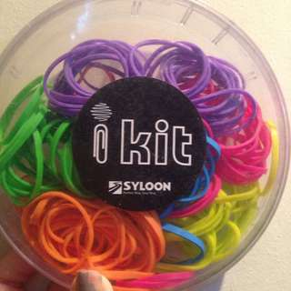 Colorful Rubber band set