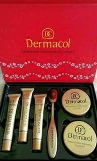 Dermacol 6 in 1 Make Up Set