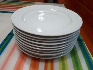 Patra Round Dinner plates (26.5cm)