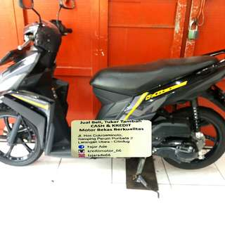 Yamaha Mio 125 2018 Dp 500 Rb
