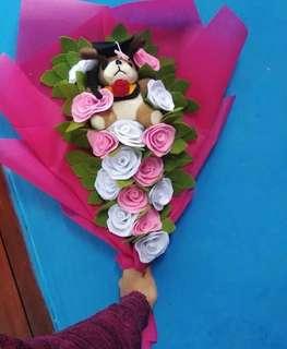 Bunga Flanel