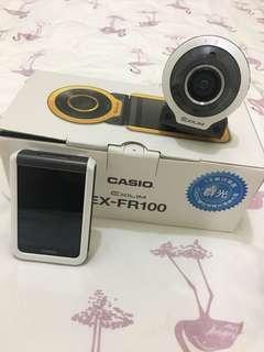 🚚 Casio-EX FR100
