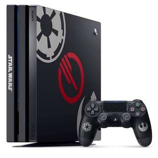 FULL GAME! PS4 PRO STAR WARS EDITION 1TB