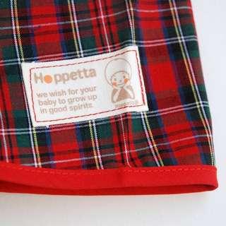 🚚 全新品 Hoppetta 圍兜 日本製