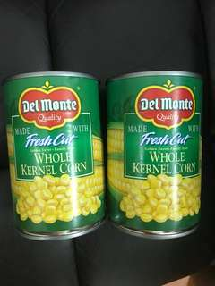 SALE delmote whole kernel corn