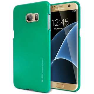 🚚 Goospery Samsung S7 i-Jelly Metal Case (Authentic)