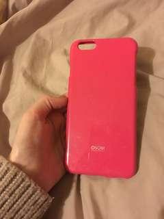 Pink Goospery IPhone 6 Plus Case