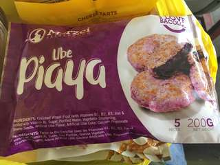 Merzci Piyaya in Ube and Plain