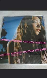 安室奈美惠 break the rule 專輯CD