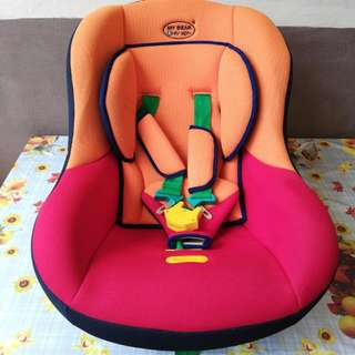 car seat my dear
