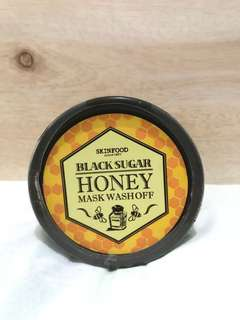 Skinfood Black Sugar Honey Mask Washoff