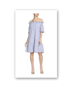 🆕Needle and Thread baby blue dress
