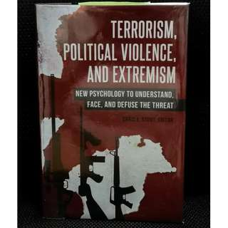 SUSS/ UNISIM Security Studies - Terrorism, Political Violence, And Extremism
