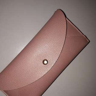 PRE-LOVED LEATHER WALLET!!