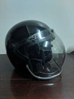 OGK Kabuto Japan Open Face Helmet