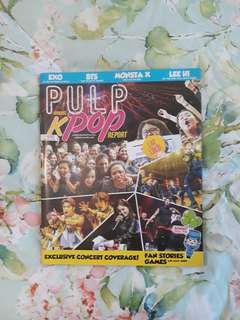 PULP Magazine - BTS