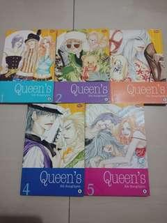Queen's 1-5 tamat