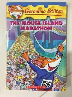 Geronimo Stilton - The Mouse Island Marathon