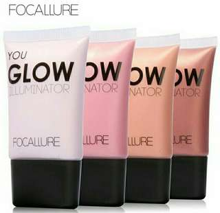 Focallure You Glow Illuminator Liquid Highlighter