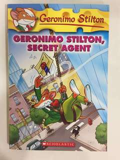 Geronimo Stilton - Geronimo Stilton, Secret Agent
