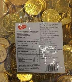COKLAT COIN NARAYA