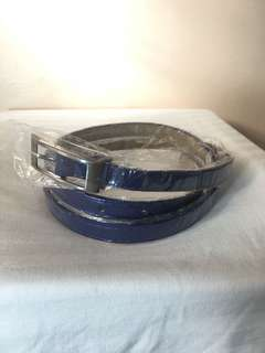 Ladies' Belt in Navy