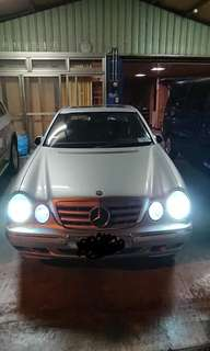 自售 超便宜 超好開 超安全 超高值 代步車 Benz E320 Class