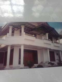 For sale rumah di Bandung
