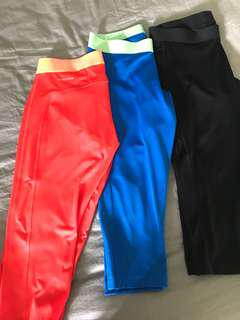 Women's compression rebook leggings