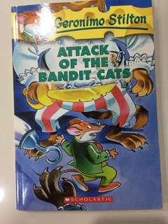 🚚 Geronimo Stilton - Attack of the Bandit Cats