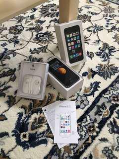 iPhone 5s  16gb MySet Space Grey iOS 10.2