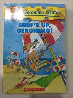 🚚 Geronimo Stilton - Surf's Up, Geronimo!