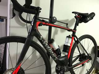 S Works 2017 Roubaix with shimano di2
