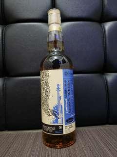 關閉酒廠!LMDW選桶 Littlemill 1990 23年 Jazz Series 只有173支 威士忌 Whisky